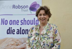 Liz Pryor, Director, Anne Robson Trust